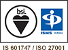 IS 601747 / ISO 27001